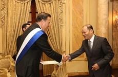 Le Panama attache de l'importance au développement de ses relations avec le Vietnam