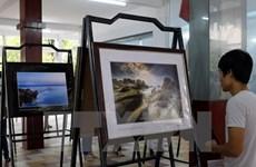 Exposition photographique sur les patrimoines nationaux à Da Nang