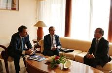 Un vice-ministre vietnamien des AE en visite en Nouvelle-Calédonie et en Australie