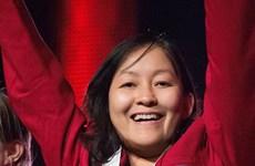 Une étudiante vietnamienne remporte la médaille d'or au concours Skills USA