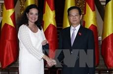 Le PM plaide pour la coopération accrue avec la Belgique