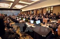 Ouverture de la 3e Conférence élargie des ministres de la Défense de l'ASEAN