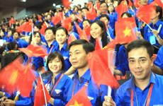 Rencontre d'amitié entre les jeunes Vietnam-Chine