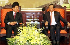 Renforcement de la coopération entre Hanoi et la province chinoise du Yunnan
