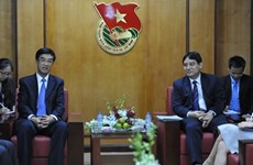 Echanges et rencontres à l'occasion de la visite de Xi Jinping
