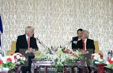 Ho Chi Minh-Ville déroule le tapis rouge aux investisseurs islandais