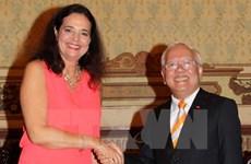 Ho Chi Minh-Ville oeuvre pour le développement des relations avec la Belgique