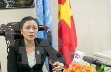 Le Vietnam soutient les efforts de maintien de la paix de l'ONU