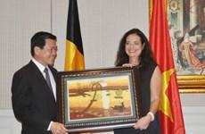 La Belgique aide Ba Ria-Vung Tau à traiter ses déchets