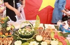 Le Vietnam participe à la Foire caritative internationale au Laos