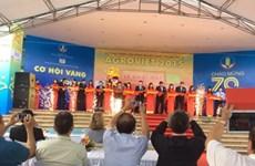 L'exposition AgroViet 2015 à Hanoi