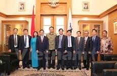 Hanoi - Jakarta : coopération pour un développement prospère
