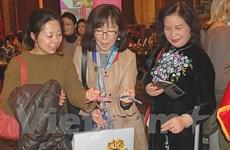 Le Vietnam à la Foire caritative Bazaar en République de Corée