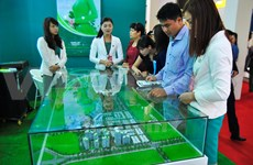 Ouverture du 2e salon international de l'immobilier à Hanoi