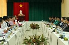 Une délégation du ministère cambodgien de la Culture à Soc Trang