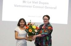 Colloque sur le système d'éducation vietnamien en Australie