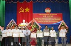 Le Front de la Patrie du Vietnam célèbre le 85e anniversaire de sa journée traditionnelle
