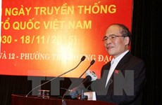 Le président de l'AN à la Fête de la grande union nationale à Hanoi