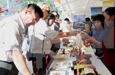 L'artisanat vietnamien à la foire Bazaar 2015 au Pakistan
