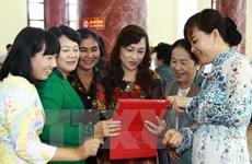 Renforcement de la participation des femmes à l'AN et aux conseils populaires