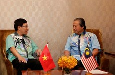 Vietnam et Malaisie promeuvent les liens de partenariat stratégique