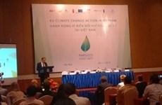 L'Union européenne face au changement climatique au Vietnam