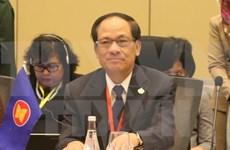 L'ASEAN remplit la plupart des tâches d'édification de sa communauté