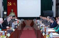 Syndicalisme: Vietnam et Biélorussie renforcent leur coopération