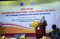 Le Vietnam redouble ses efforts dans la lutte contre le VIH/Sida