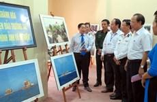 L'exposition itinérante sur Hoàng Sa et Truong Sa arrive à Thai Nguyen