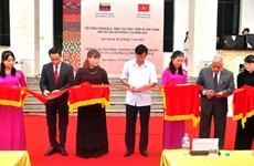 Venezuela : ouverture de l'exposition d'objets artisanaux à Tuyên Quang