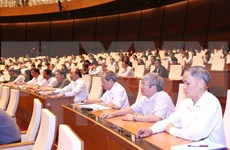 L'Assemblée nationale adopte des lois importantes