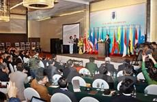 Le Vietnam prend la présidence de la Confédération des journalistes de l'ASEAN