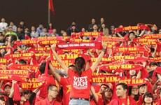 Football : deux grands titres en 2015 pour le Vietnam