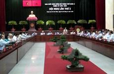Ho Chi Minh -Ville vise une croissance économique de 8% l'année prochaine