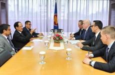 L'Organisation de coopération de Shanghai renforce ses relations avec l'ASEAN