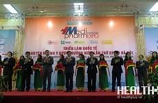 """Ouverture de la """"Vietnam Medi-Pharm Expo 2015"""" à Hanoi"""