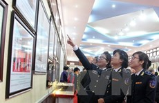 Quang Nam : exposition de cartes et d'archives sur Hoang Sa et Truong Sa