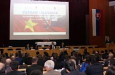 Forum de coopération économique Vietnam-Slovaquie