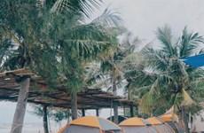 Tourisme : le camping à la plage, une nouveauté à découvrir