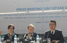 Les relations Vietnam-UE se développent intégralement
