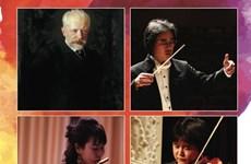 La Symphonie N°5 de Tchaïkovski à Hô Chi Minh-Ville