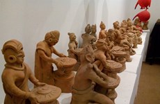 Arts premiers et art contemporain : dialogue entre sculpteurs vietnamiens