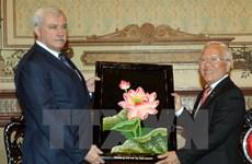 HCM-Ville et Saint-Pétersbourg promeuvent leur coopération multiforme