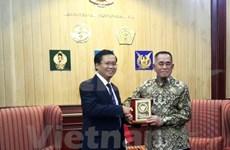 La coopération dans la défense est un pilier du partenariat stratégique Vietnam-Indonésie