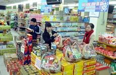 Plan de préparation des marchandises pour le Têt