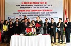 Nouveaux équipements médicaux pour la Polyclinique provinciale de Quang Ninh