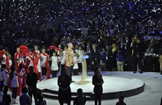 ASEAN Para Games 2015 : le Vietnam occupe la 4e place
