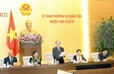 La loi sur l'organisation de l'AN mise en lumière lors de la session de son Comité permanent