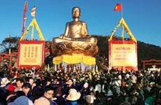 Commémoration de l'Eveil du Roi-Bouddha Tran Nhan Tong